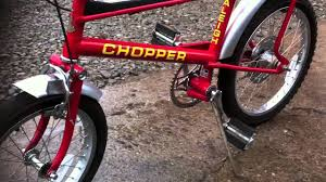 raleigh chopper mk2 70 s retro bicycle for sale with mikeedge7 via