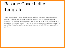 Example Cover Letter For Resume General 12 13 General Cover Letter No Specific Job Lasweetvida Com