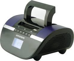 Купить магнитофон <b>Hyundai Hyundai H</b>-<b>PAS220</b>, <b>Black Blue</b> ...