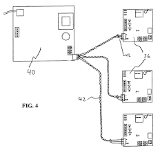 patent us7241218 fire smoke damper control system google patents notifier addressable duct detector at Fsd Fire Alarm Wiring Diagram