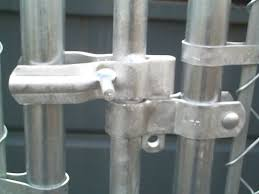 chain link fence gate lock. Commercial And Industrial Chain Link Fence Heavy Duty Drop Rod Latch  Assembly Off Pines Road Chain Link Fence Gate Lock N
