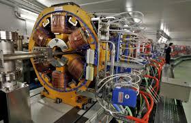 Resultado de imagen de Recreación del centro de investigación cuando esté completado, en 2025. ESS