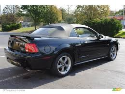Black 2001 Ford Mustang GT Convertible Exterior Photo #55908929 ...