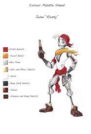 Good Character Design Rubens Blogpage Unit 2 02 Character Design Colour Palette