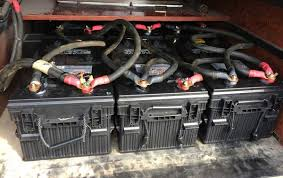 6 Volt Battery Wiring Diagram For Coach Two 12 Volt Batteries in Series Diagram