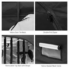 Light Proof Zipper Door Indoor Grow Tent 80 X 80 X 160cm Local Product 2 9 Working Days
