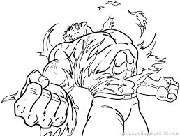 Hulk Coloring Pages Incredible Hulk Coloring Pages The Hulk Coloring