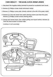 2002 chevrolet trailblazer installation parts, harness, wires, kits 2002 Chevrolet Trailblazer Interior at 2002 Chevrolet Trailblazer Radio Wiring Diagram