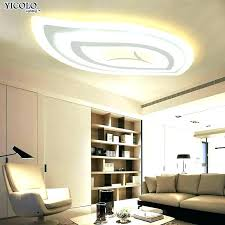 living room ceiling lights lighting ideas for small