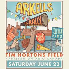 Arkells 107 5 Dave Rocks