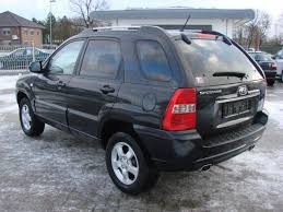 kia sportage 2000 black. Brilliant Sportage Kia Sportage 2000 Black N 3514  Lhd KIA SPORTAGE 20 With Black