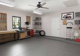 how to finish garage walls garage