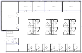 office space floor plan. Sample Office Layout Space Floor Plan