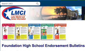 High School Endorsements And Career Paths Labor Market And