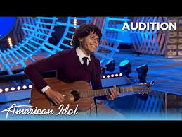 Murphy: Songwriter Shows Off His UNIQUE Style On American Idol ...