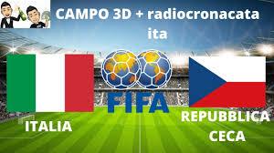 Live🔴 Italia - Repubblica Ceca - Amichevoli Internazionali 2021 - Diretta  Live Streaming Tv Hd - YouTube