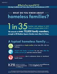 poverty and homelessness info graphic by icph for the upcoming poverty and homelessness info graphic by icph for the upcoming nyc oral