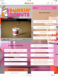 Example Demo Restaurant Survey Form On Inbound App Inbound App