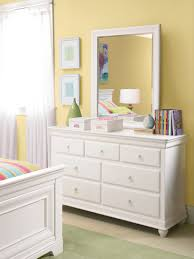 white drawer with mirror. classics 40 white drawer dresser with mirror traditional kids regard to and drop camp