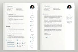 Resume Indesign Template Top Free Resume Tes Updated Adobe Resume ...