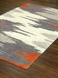 orange gray rug orange and gray rug orange and grey area rug impulse orange gray area rug burnt