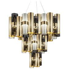 la extra large pendant light in gold by for rose id f light society black and gold pendant lamp rose fittings