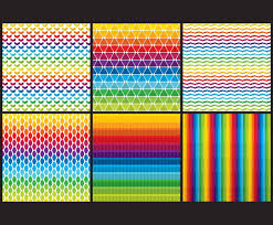 Colorful Patterns Impressive Gradient Colorful Patterns Vector Art Graphics Freevector