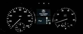 The error message may vary depending on this problem is not related to the auto on the light feature, often caused by a defective rain/light sensor mounted near the top of the windshield. Mercedes Active Headlamps Light System Inoperative Youcanic