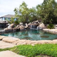 Swimming Hole Pool Design What Is A Freeform Pool