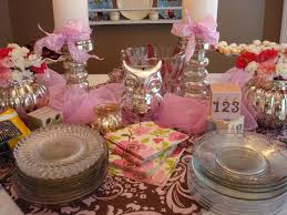 Upscale A Girl Baby Yellow Baby Plus Baby Shower Table Decorations Table  Decorating Ideas in Baby