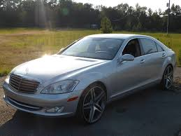 2475 - 2007 Mercedes-Benz S Class | Interstate Auto Sales | Trucks ...