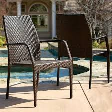 christopher knight patio furniture knight home outdoor wicker chairs set of 2 ping big s on knight home dining chairs christopher