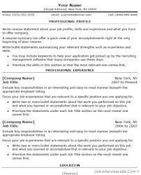 Professional Resume Templates Free Interesting Professional Resume Template Free Download migrante