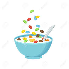 bowl of cereal clipart.  Clipart Clipart Milk Bowl With Bowl Of Cereal Clipart L