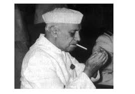 Image result for jawaharlal nehru cigarette smoking