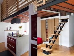Mezzanine Design Small Apartment Onyoustore Com