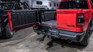 New Ram Multifunction Tailgate added to 2019 Ram 1500 - Autoblog