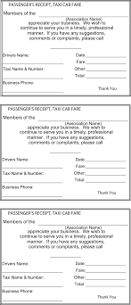 the blank taxi receipt template can help you make a professional blank taxi receipt template