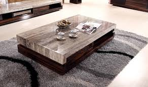 marble top accents heavy wood base