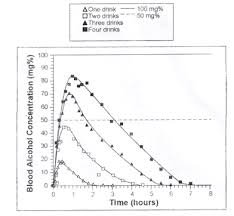 Alcohol Absorption Rate Chart Expertwit