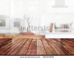 wooden table close up. closeup top wood table with blur background wooden close up t