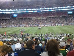New England Patriots Seating Chart New England Patriots Gillette Stadium Seating Chart
