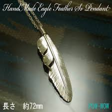 the handiwork of silver artisans a thunder people breathe life into and pow wow rt eaglefezer bald eagle feathers silver pendant