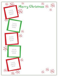 Christmas Note Template Free Christmas Letter Templates Christmas Pinterest Christmas