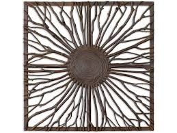 >uttermost accessories josiah square wooden wall art 13777  uttermost josiah square wooden wall art 13777