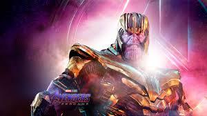 Avengers Endgame Thanos Wallpaper Hd