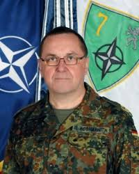 Deputy Chief of Staff Stability, International Security Assistance Force. Major General Richard Rossmanith was born on ... - MG_Richard_Rossmanith_small