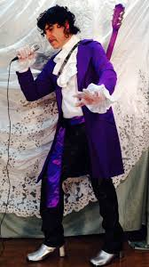 prince inspired costume