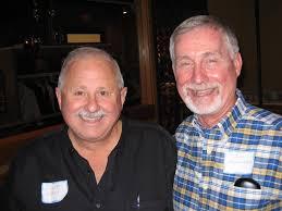 Holiday Luncheon December 16, 2006: Clif Gaus & Jimmy Schafer