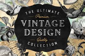Vintage Design The Ultimate Vintage Design Collection